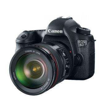 Canon EOS 6D 20.2MP với Lens kit Canon EF 24-105mm F4 L IS USM (Đen) + Tặng kèm thẻ nhớ 8GB + 01 Túi...