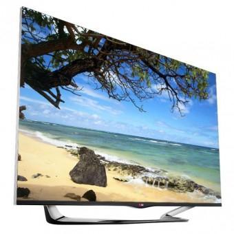 LED Cinema 3D Smart TV LG 55LA6910 - 55