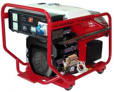 Máy phát điện xăng KOHLER HK16000