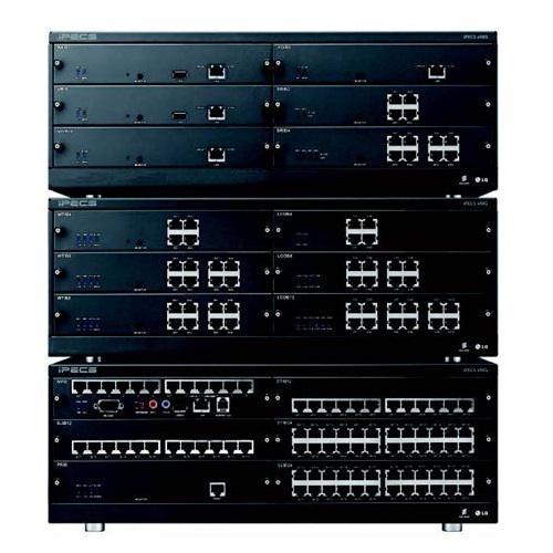 Tổng đài LG-Ericsson eMG800-PAC-AS, cấu hình 26 trung kế 132 máy nhánh analog