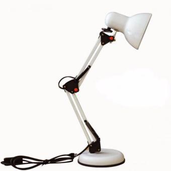 Đèn bàn thông minh tặng kèm dụng cụ kẹp bàn (Trắng)