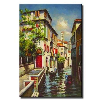 Tranh in canvas sơn dầu Thế Giới Tranh Đẹp TCV_40 (Họa tiết)(40x60)