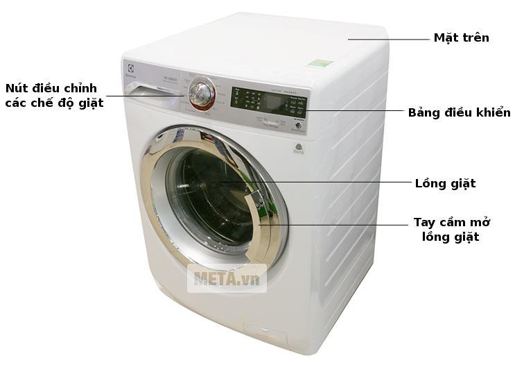 Máy giặt Electrolux EWF12832