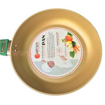 Chảo chống dính đáy từ Elmich 2356495 24cm (Xanh)
