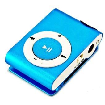 Máy nghe nhạc MP3 S12 (Xanh) không kèm tai nghe