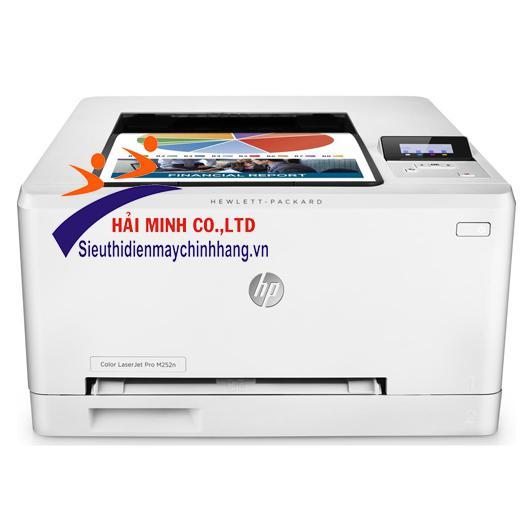 Máy in HP LaserJet Pro 200 color Printer M252n (B4A21A)
