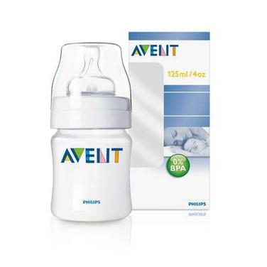Bình sữa đơn Philips Avent PP 125ml
