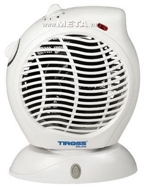 Quạt sưởi 2 chiều Tiross TS945