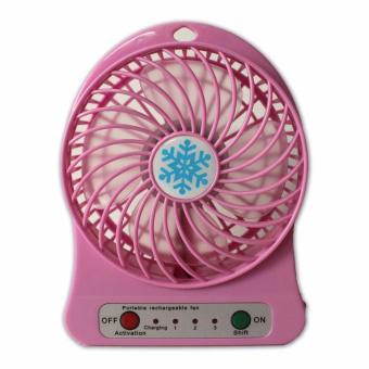 Quạt Tích Sạc Tích Điện USB MIni Fan