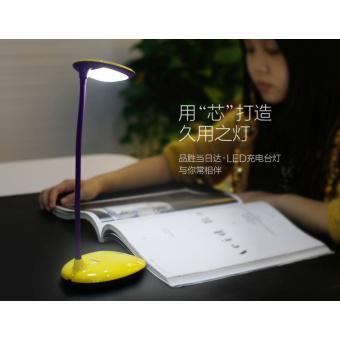 Đèn bàn Led tích điện cảm ứng thông minh Pisen