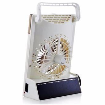 Quạt máy tích điện hoặc năng lượng mặt trời SH-C118