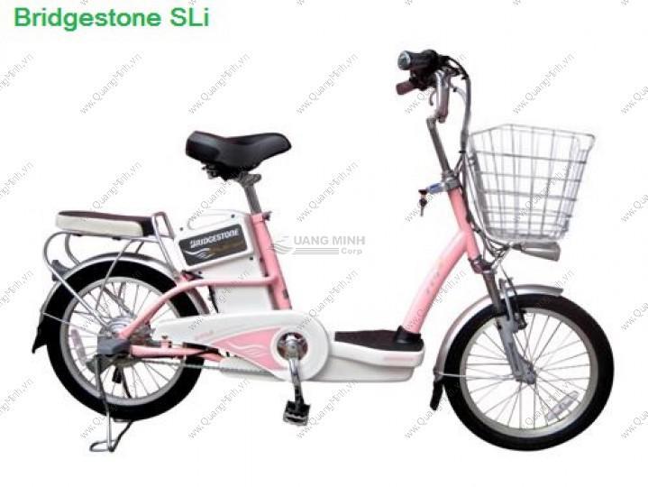 Xe đạp điện Bridgestone SLi