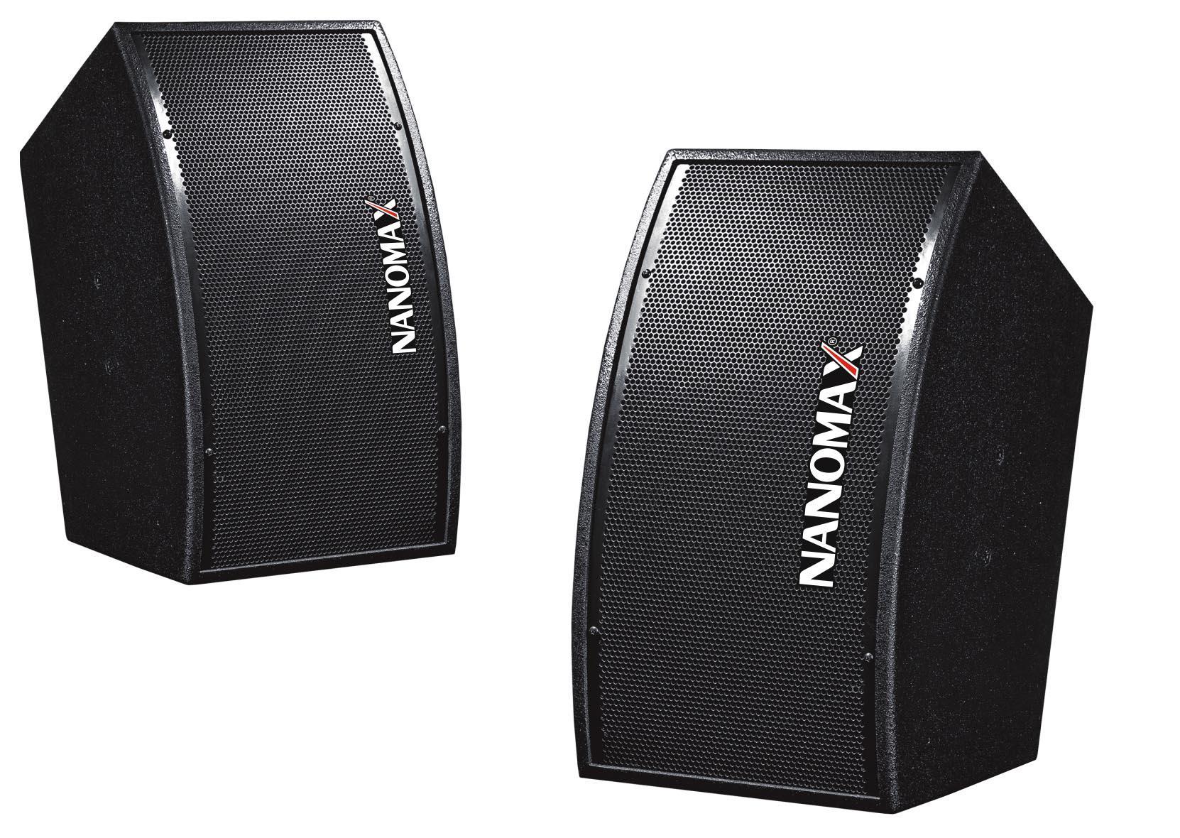 Loa Nanomax RF-1122B, loa nanomax, loa chuyên dùng cho nghe nhạc, karaoke, loa hội trường sân khấu
