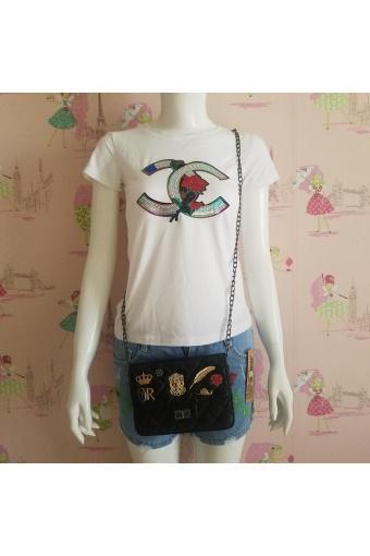 Áo thun Hàn Quốc thiết kế thời trang (CAM KẾT HÌNH THẬT 100%)