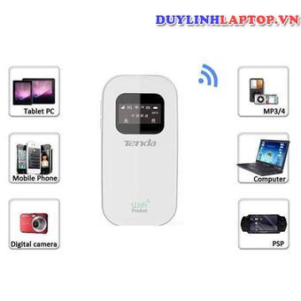 Bộ phát Wifi từ sim 3G Tenda 3G185