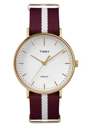 Đồng Hồ Unisex Dây Vải Timex Fairfield TW2P97600