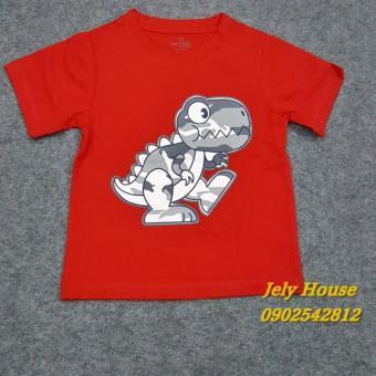 Áo thun bé trai Child Place ( Đỏ)