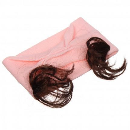 Băng đô len tóc giả