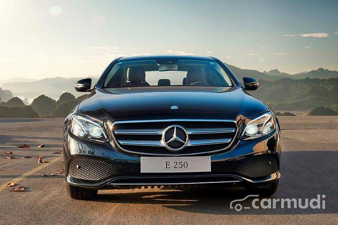 Mercedes-Benz E250  2017