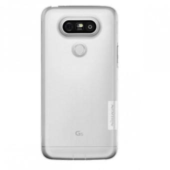 Ốp lưng silicon Nillkin cho LG G5 (trong suốt)