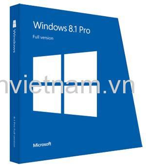 Phần mềm HĐH Microsoft Windows 8.1 Pro 32bOEI