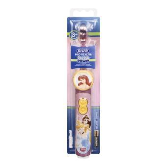 Bàn chải đánh răng trẻ em dùng pin Oral-B Pro-Health Stages Disney Princess Power Kid's Toothbrush