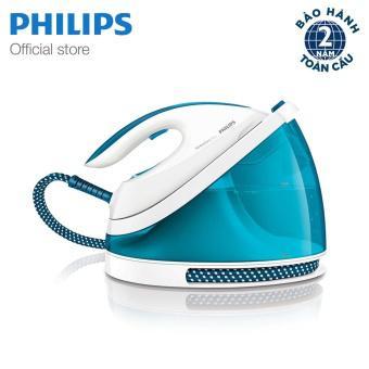 Bàn ủi hơi nước Philips GC7035 (Xanh) - Hãng Phân Phối Chính Thức