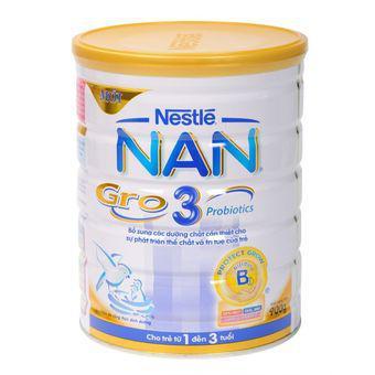 Sữa bột Nestle Nan 3 Pro 900g