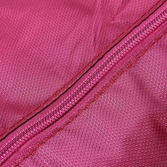 Big Travel Foldable Luggage Bag Clothes Storage Organizer Carry-On Duffle Bag Maroon Fashion - intl