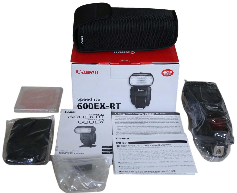 Đèn Flash Canon Speedlite 600EX-RT