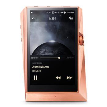 Máy nghe nhạc Astell&Kern AK 380 Copper