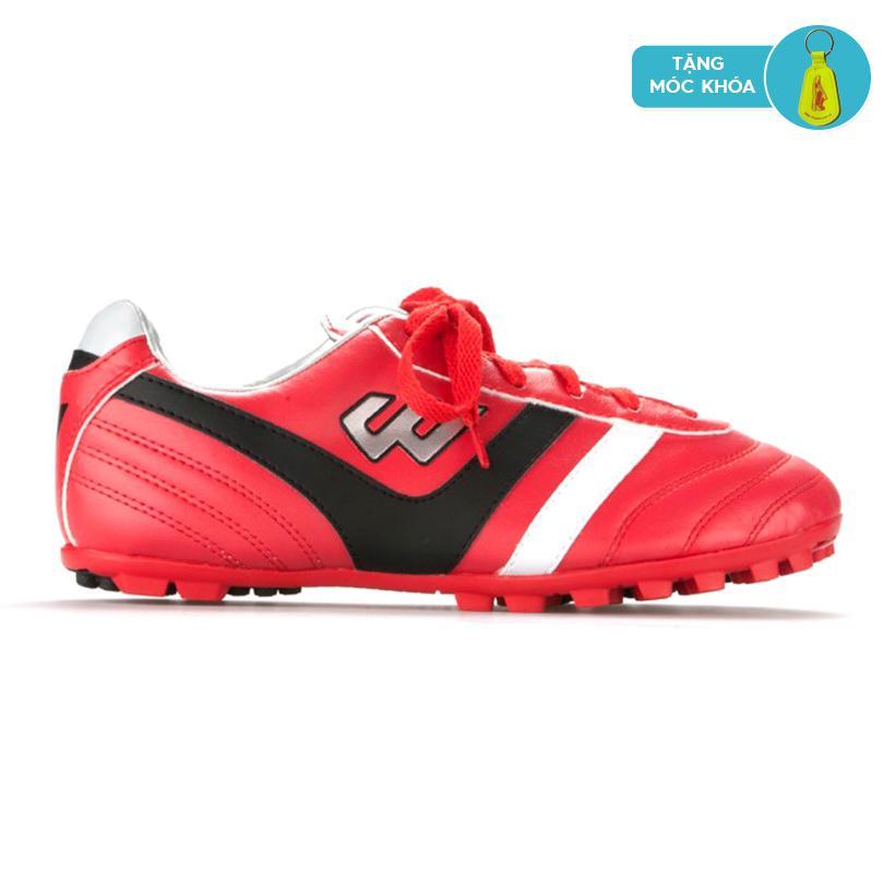 Giày đá bóng sân cỏ nhân tạo Prowin FM03 (Đỏ) - Tặng kèm móc khóa