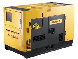 Máy phát điện KAMA - KDE 25SS