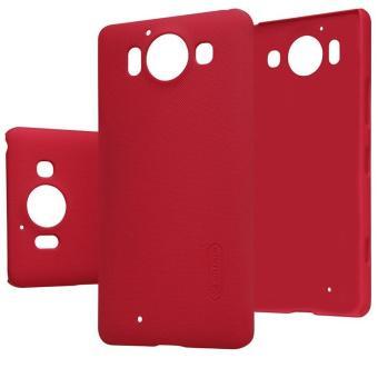 Ốp lưng Nillkin cho Microsoft Lumia 950 (Đỏ)