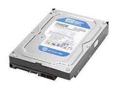 WD HDD Caviar Blue 250GB 3.5