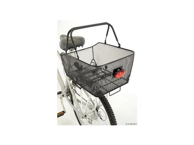 Axiom Market LX Rear Basket: Black Mesh