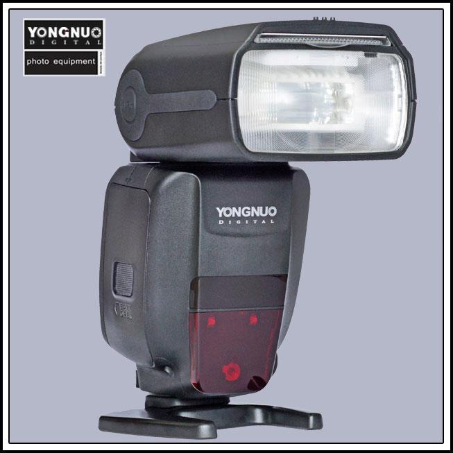 Đèn flash YongNuo 600EX-RT