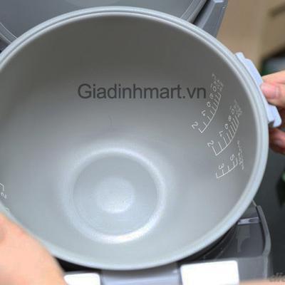 Nồi cơm điện tử Sharp KS-COM19V-G 1.8 lít