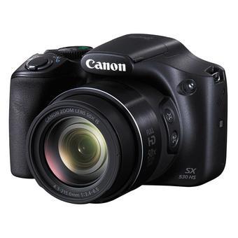 Máy Ảnh Canon PowerShot SX530 HS | Màu Đen