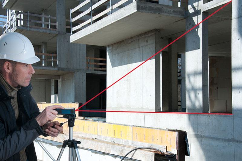 Máy đo khoảng cách laser Bosch GLM50