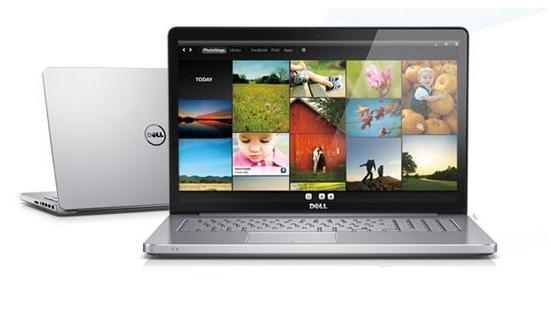 Dell Inspiron N7548B (P41F001-TI78104W81) Silver