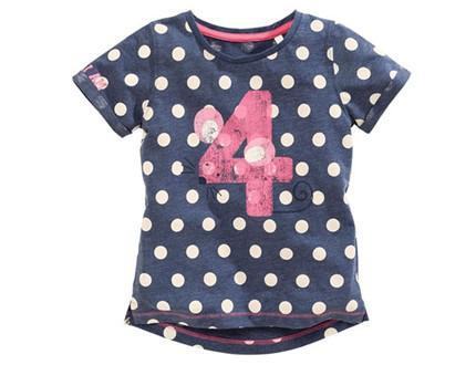 Áo thun ngắn Little Maven cho bé 1 - 6 tuổi