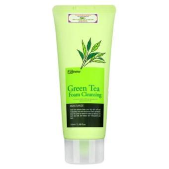 Sữa rửa mặt Benew Green Tea 100ml