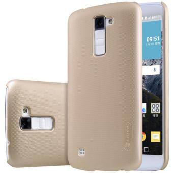 Ốp lưng Nillkin dành cho LG K10 (Vàng Sampanh)