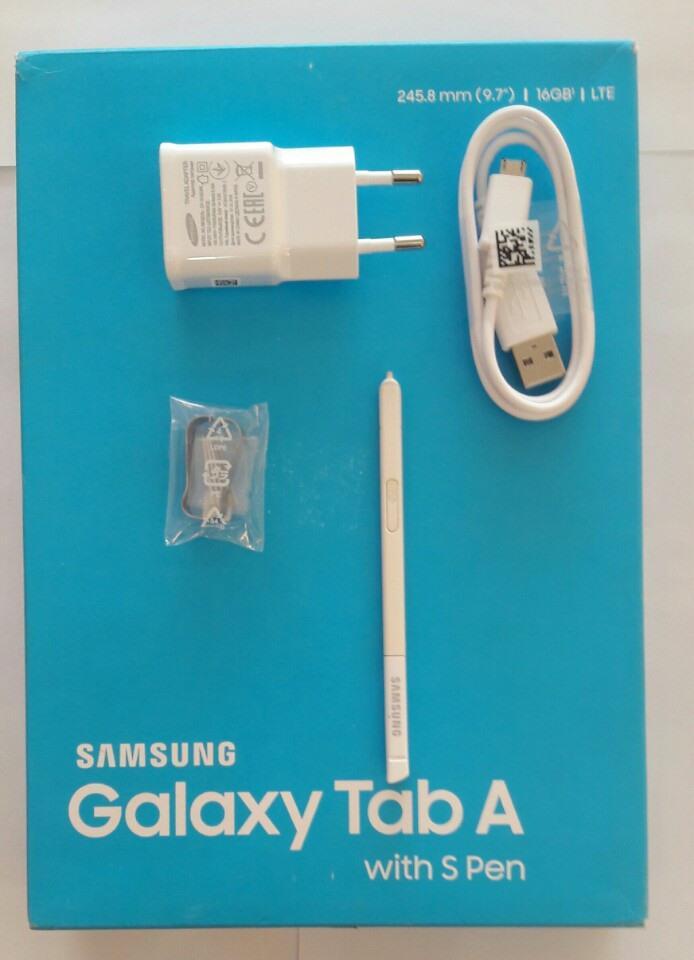 Máy tính bảng Samsung Galaxy Tab A 9.7 inch