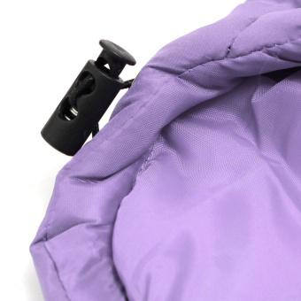 Dog Pet Warm Cotton Jacket Coat Hoodie Puppy Winter Clothes Pet Costume New (Intl)