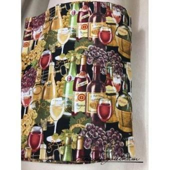 Vải thô rượu vang