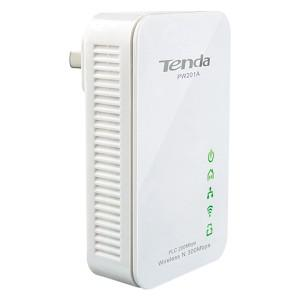 Tenda PW201A Powerline Wifi Chuẩn N 300Mbps
