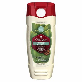 Sữa tắm nam Old Spice Fresher Collection Citron Scent Men's Body Wash 473ml Gel