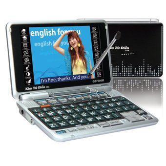 Kim từ điển Anh-Viet-Hoa-Nhật-Hàn GD-7000M